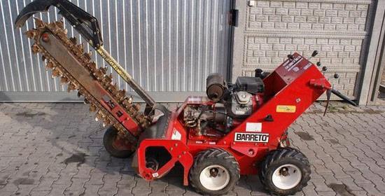 Mini-trencher hire and rental